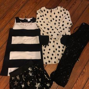 Girls holiday / party clothes